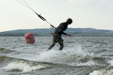 kiteboarding snowkiting naish torch